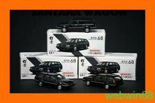 OCT  2019 #68 China  VW Volkswagen SANTANA  WAGON 1:64 XCARTOYS black