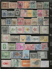 COLOMBIA...#418//629...Mint & Used...1934/54...Collection of 51 Diff