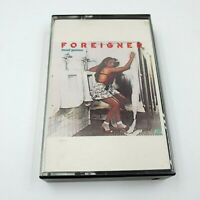 Foreigner Head Games Cassette Tape Atlantic Recording 1979 10 Songs Nice
