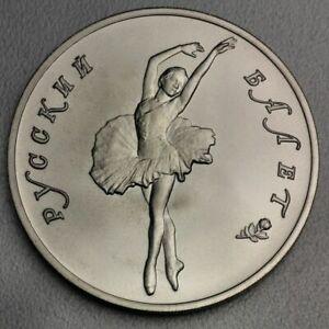 1 Unze Palladium    Prima Ballerina  1989