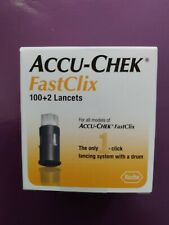 ACCU-CHEK FASTCLIX Lancets 100+2