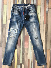 NEW Dsquared Slim Jean Men's Jeans W31 L32 (Waist 80 cm) Size 44