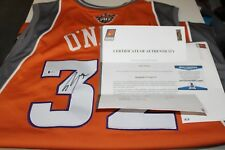 Shaquille O'Neal Signed Phoenix Suns Autographed Jersey Beckett COA Suns Letter