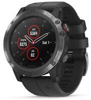Garmin fēnix 5X Plus ultimate multisport smartwatch with music, GPS 010-01989-00
