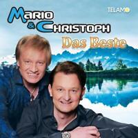 Mario & Christoph - Das Beste 2CD NEU OVP VÖ 01.05.2020