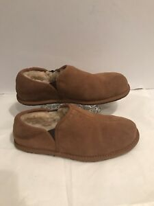 UGG Australian Mens Suede Slippers Booties Shoes F80041 Size 8