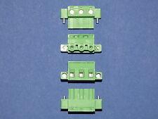 5 Stk Leiterplattensteckverbinder GMSTB 2,5/ 3-STF-7,62 - 1858772 Phoenix Conta