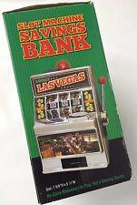WESTMINSTER Slot Machine Savings Bank -Lucky Las Vegas Coin Bank