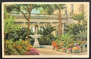 CALIFORNIA San Marino~Henry R Huntington Library & Art Gallery~White Border Card