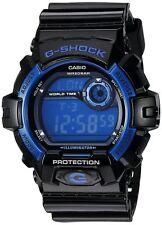 Casio Men's G8900A-1CR G-Shock Black and Digital Sport Watch