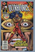 Ultraforce #2 1995 Phoenix Resurrection Black Knight Ellis Malibu Ultraverse