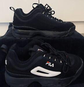 Womens Fila Disruptor Sneakers Size 8