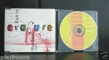 Erasure - Run To the Sun (Remixes) 4 Track CD Single