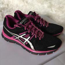 Asics Gel Blur33 Women's Running Cross Training shoes size 9 US T1H8N Pink Black