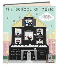 The School of Music by Meurig Bowen and Rachel Bowen (2017, Hardcover)