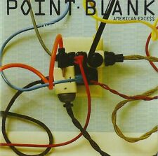 CD - Point Blank  - American Exce$$ / On A Roll - A861 - RAR