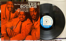 The Three Sounds - S/T - Blue Note LP BLP 1600 Mono DG RVG 47w 63rd