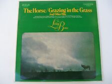 LIVING BRASS - THE HORSE / GRAZING IN THE GRASS - LP