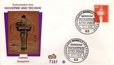 W Germany 1976 Industry & Technology SG 1741 FDC