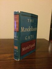 """1965 1st Edition/Printing """"THE MANDELBAUM GATE"""" by Muriel Spark"""