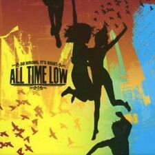 All Time Low : So Wrong, It's Right CD (2008) ***NEW***