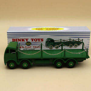 Atlas Dinky Super toys No. 905 Foden Flat Truck With Chains Mint Models Car