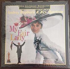 My Fair Lady Video CD Hong Kong CIC MVCD-003 30th Anniversary Restoration NEW