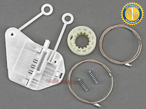 WINDOW REGULATOR REPAIR KIT FRONT LEFT FOR SMART 450 FORTWO COUPE CABRIO
