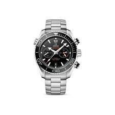 New Omega Seamaster Planet Ocean Stainless Steel Black Watch 215.30.46.51.01.001