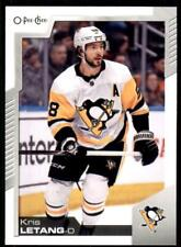 2020-21 UD O-Pee-Chee Base #280 Kris Letang - Pittsburgh Penguins