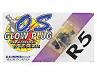 """O.S. R5 Short Body Standard Glow Plug """"Medium"""" [OSM71605200]"""