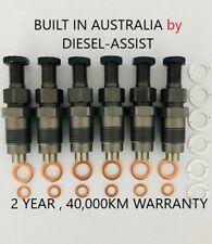 DIESEL FUEL INJECTOR SET for NISSAN PATROL GQ GU TD42 BRAND NEW.2 year warranty