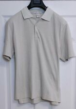 Perry Ellis Mens Short Sleeve Casual Polo Shirt Size Large