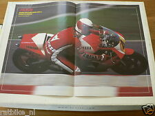 A210-EDDIE LAWSON 500 CC CHAMPION YAMAHA MOTO GP 1985 POSTER DUNLOP,DAINESE,BELL