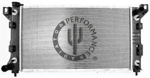 Radiator Performance Radiator 1862