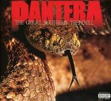 CD de musique édition pour Métal pantera
