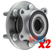 Pack of 2 Front Wheel Hub Bearing Assembly replace 513252 HA590147 BR930755