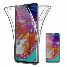 Shockproof 360 Cover Front and Back Case for Samsung A10 A20 A30 A40 A50 A60 A70
