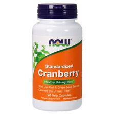 Cranberry Standardized, 90 Veg Capsules - NOW Foods