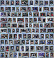 2020 Topps Road To Wrestlemania WWE Wrestling Cards Complete You U Pick Set