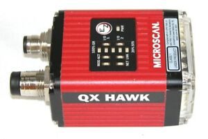 Microscan QX Hawk FIS-6801-0200G Fixed Barcode Reader Industrial Imager