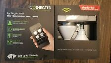 NEW TCP CONNECTED AUTOMATED HOME LIGHTING STARTER KIT # CCG2P3817