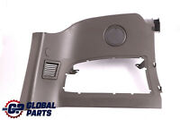 BMW Z4 Series E85 Lateral Trim Panel Top Rear Right O/S Cover Grey 7055404