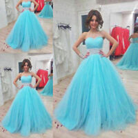 Sweet 16 Quinceanera Dresses for 15 Years Formal Prom Dress Party Ball Gowns NEW
