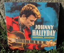 johnny hallyday souvenirs souvenirs réedition wagram music 2016