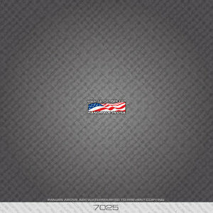 07025 Cannondale Made In The USA Bicycle Sticker - Decal - Transfer