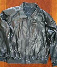 Stardust Las Vegas 1958 - 2006, Californian Leather Bomber Jacket (Mens Size L)