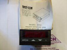 Westcon 2552-BR34XERC Controller Model 2551 Base Unit 2551-0300670