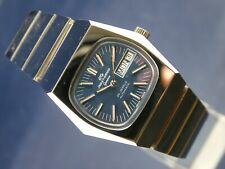 1970s Vintage Jaquet Girard Automatic Mens Watch NOS 25 jewel ETA 2789