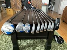 SET OF MENS RIGHT HAND RAM GOLF CLUBS
